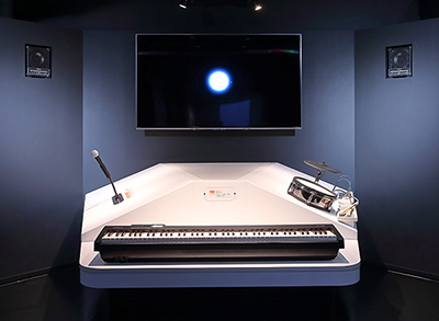 電子楽器の世界
