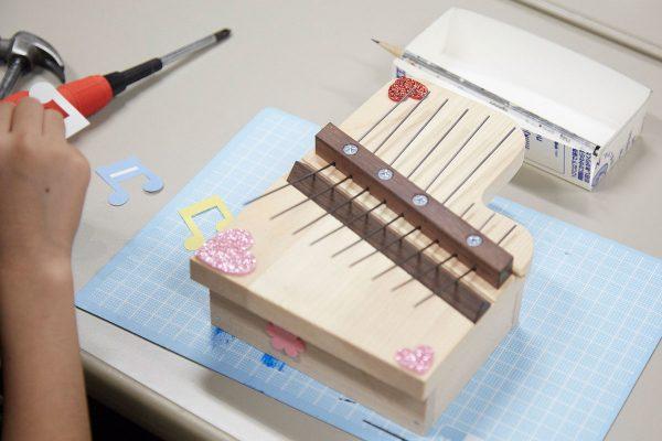 親指ピアノを作ろう
